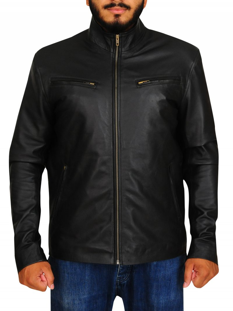 Vin Diesel Fast and Furious Black Jacket