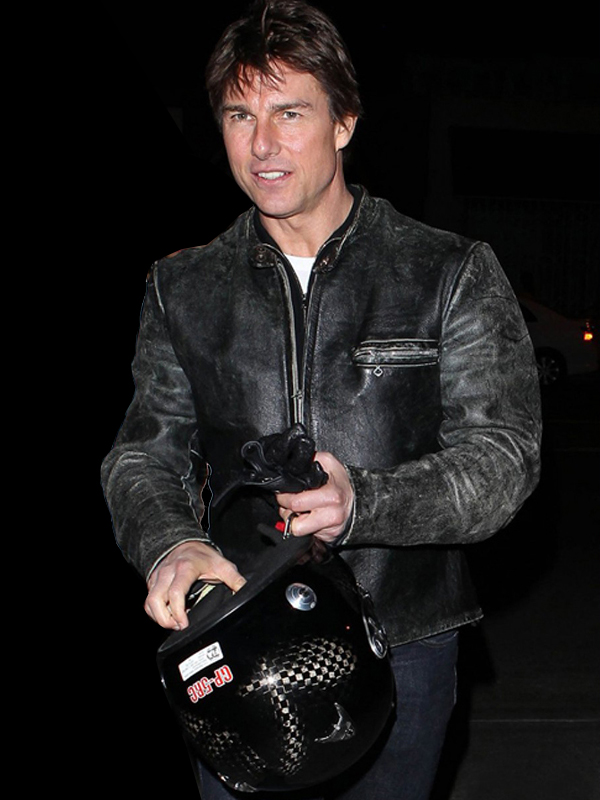 Tom Cruise Enticing Jacket