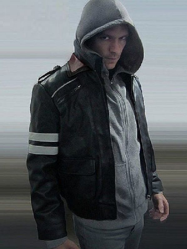 Alex Mercer Prototype Black Jacket