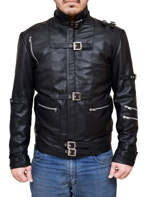 Bad Michael Jackson Black Jacket