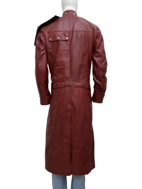 Guardians Of The Galaxy Star Lord Long Coat