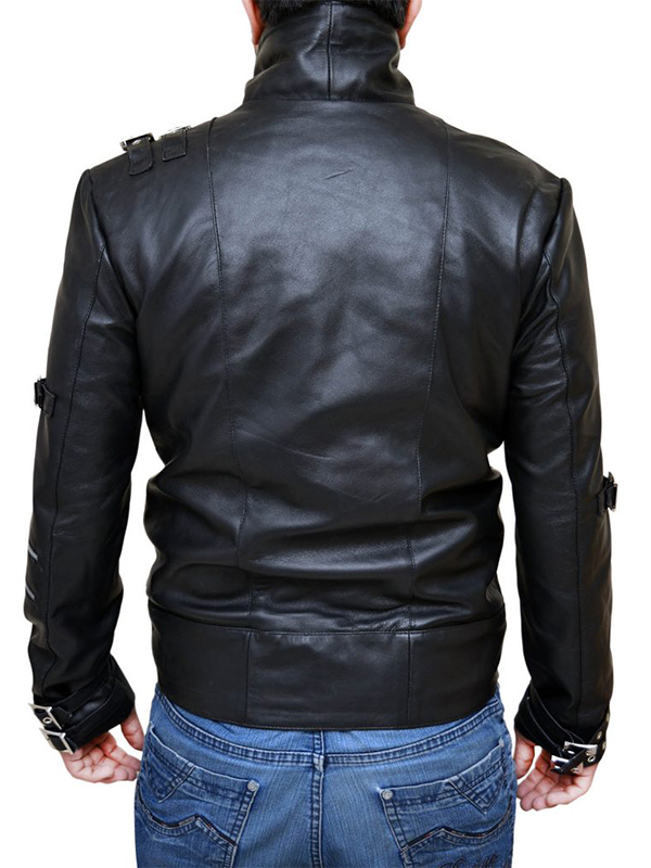 Michael Jackson Black Bad Jacket