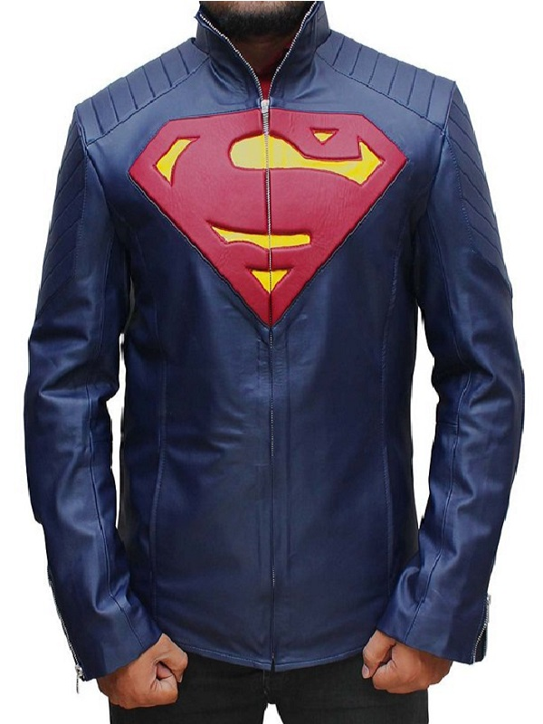 Superman Blue jacket