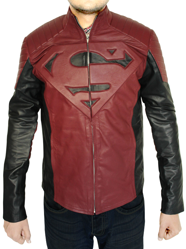 Man Of Steel Smallville Superman Jacket