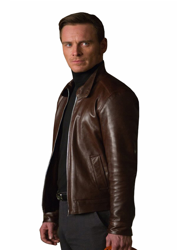 X Men First Class Magneto Brown Jacket