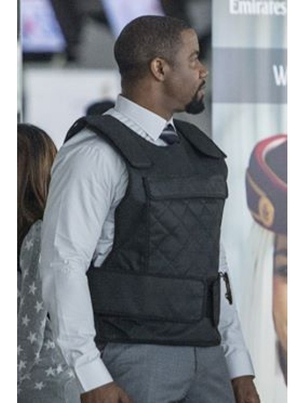 Action Movie Michael Jai White Skin Trade Reed Vest