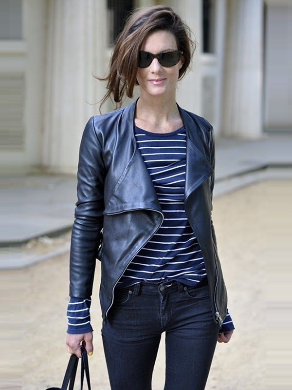 Sandra Bullock Leather Jacket