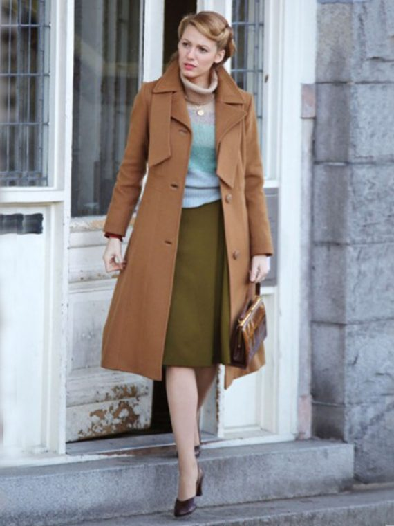 Adaline Couture Brown Coat