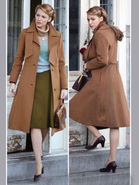Adaline Couture Coat