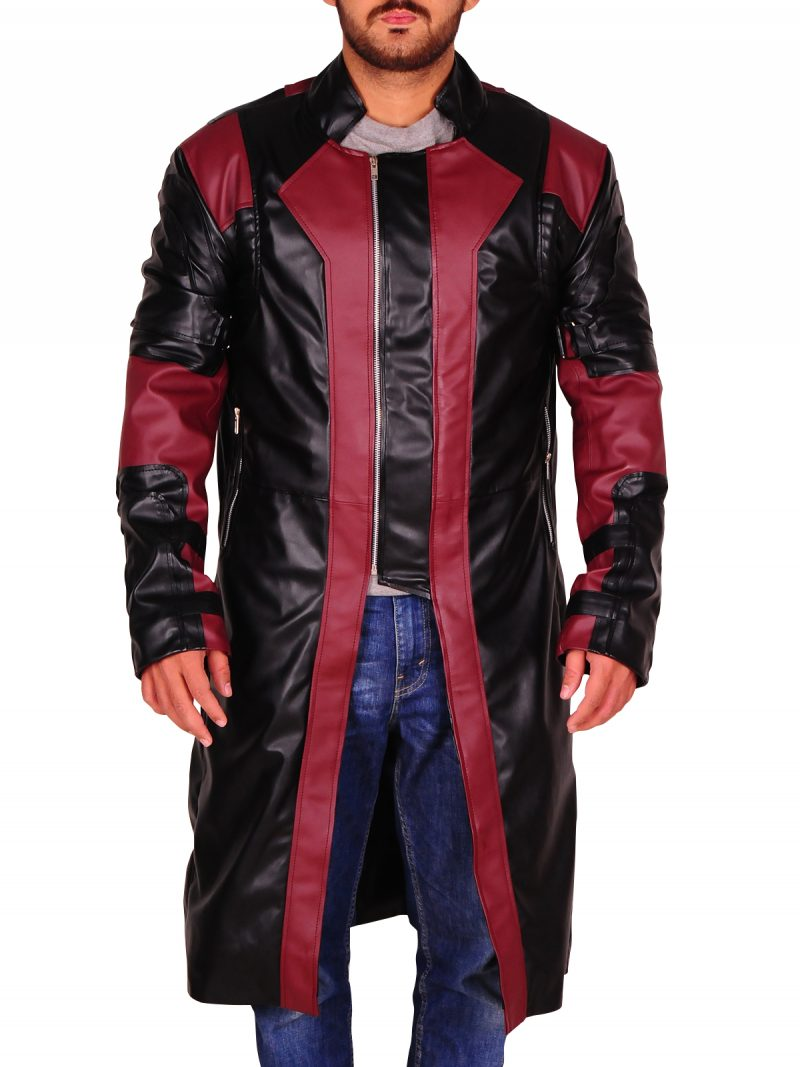 Avengers Age of Ultron Clint Barton Coat