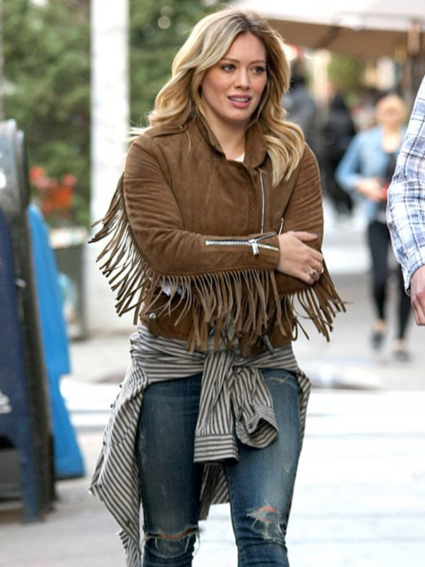 Hilary Duff Marvelous Jacket
