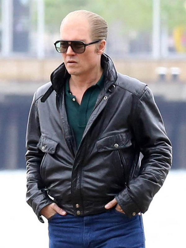 Johnny Depp Jacket