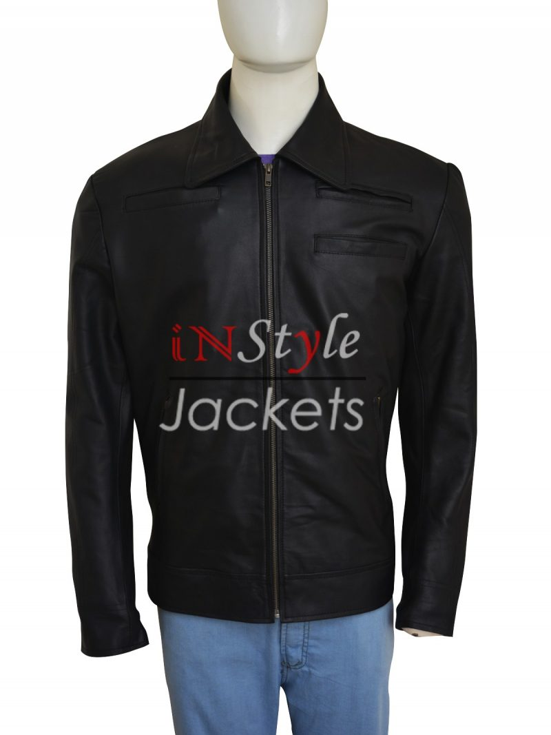 Joseph Gordon Levitt Looper Movie Jacket