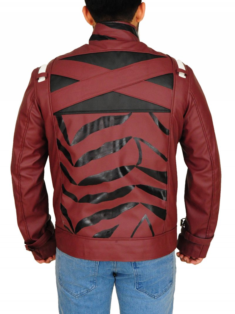 Video Game No More Heroes Travis Touchdown Jacket