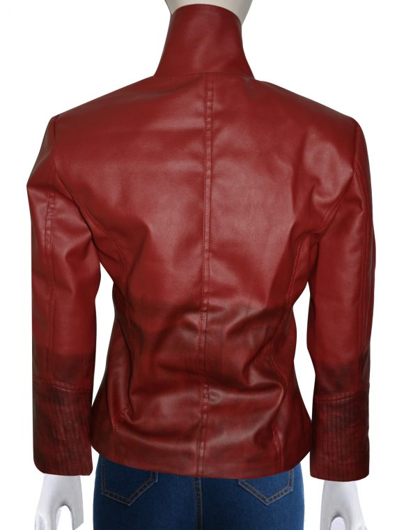 Scarlet Witch Maroon Jacket