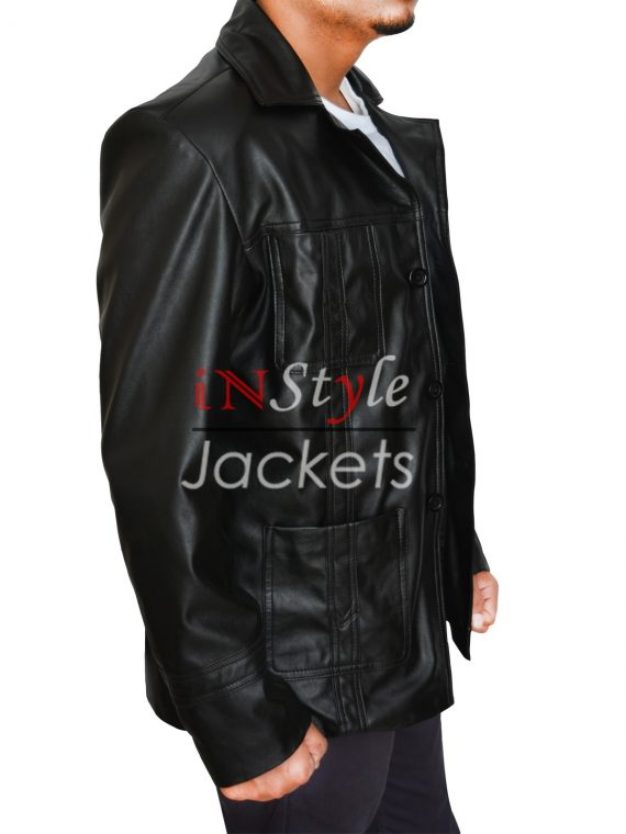 TV Series Life On Mars Famous Sam Tyler Leather Jacket