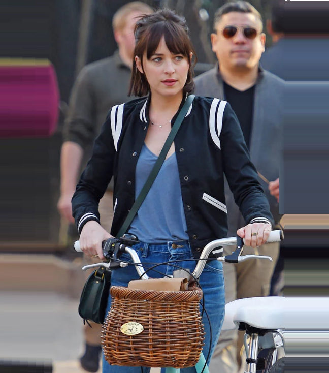 American actress Dakota Johnson