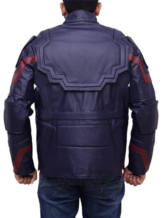 Avengers Age Of Ultron Jacket