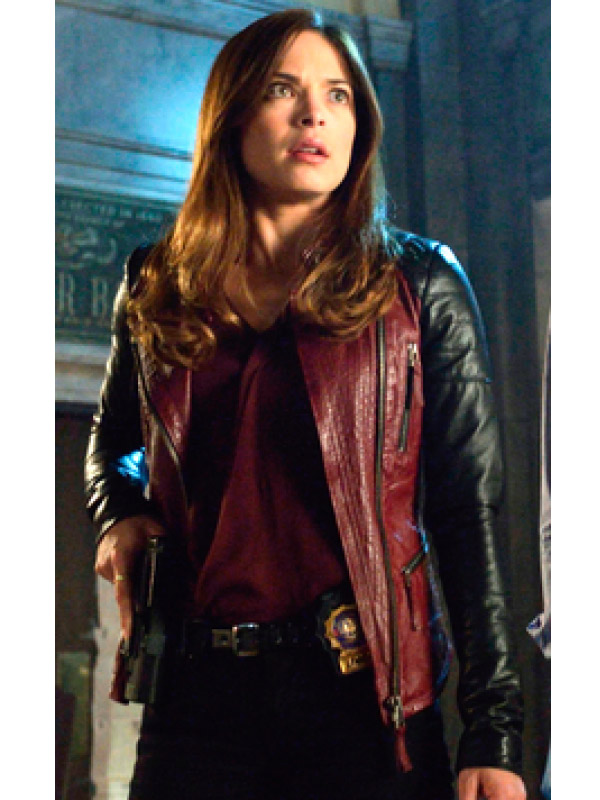 Beauty And The Beast TV Series Catherine Chandler Jacket