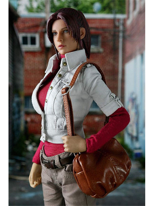 Claire Redfield Impressive Degeneration Game Jacket