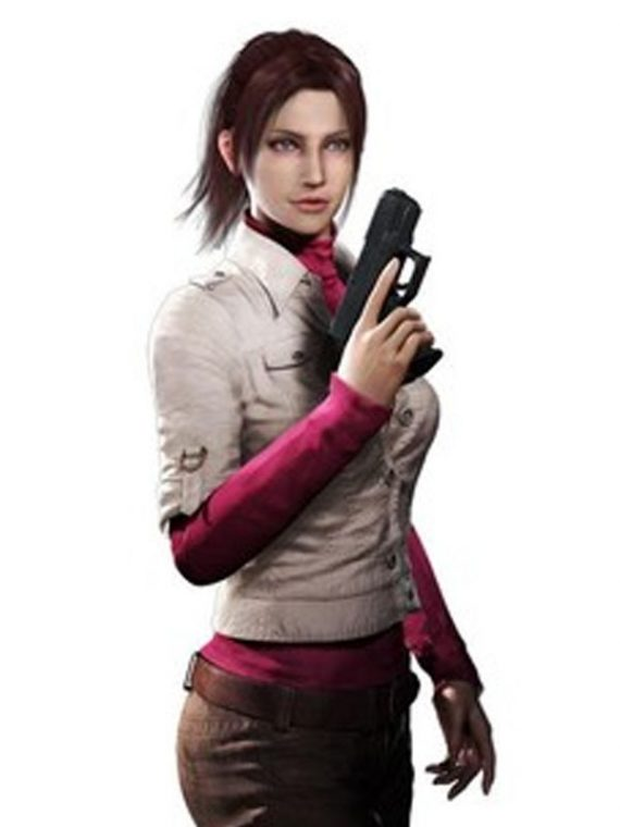 Claire Redfield Impressive Degeneration Jacket