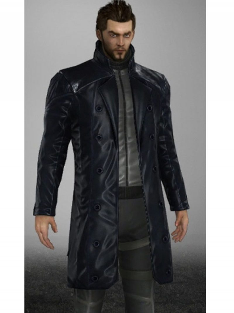 Deus Ex Human Revolution Coat