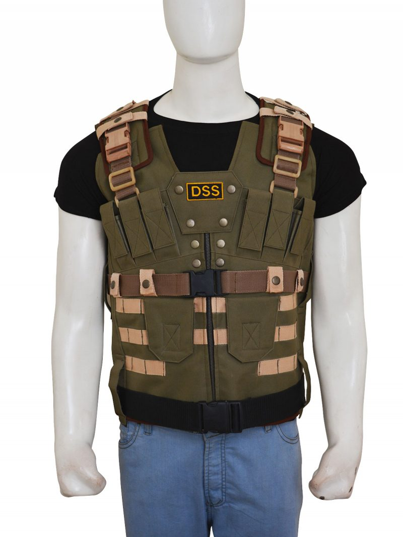 Dwayne Johnson Fast and Furious 7 Vest