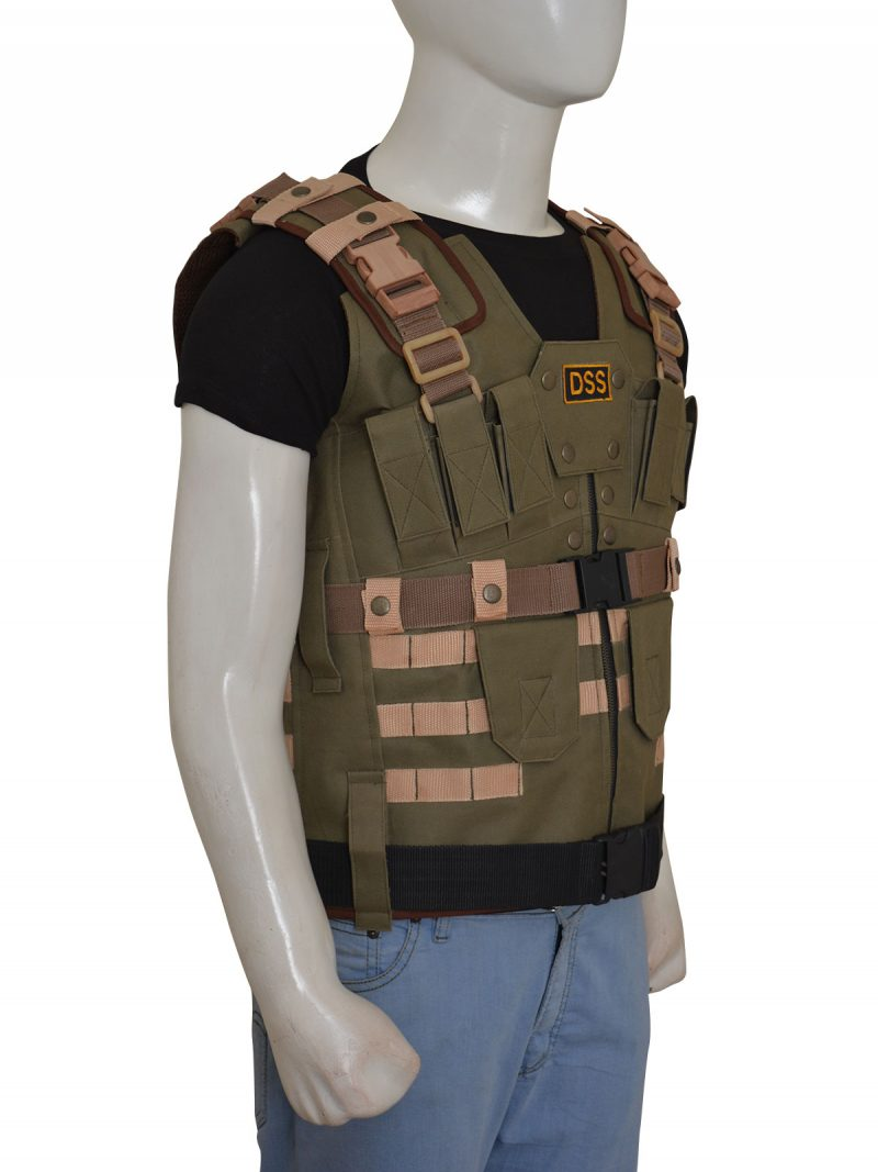 Dwayne Johnson Furious 7 Vest