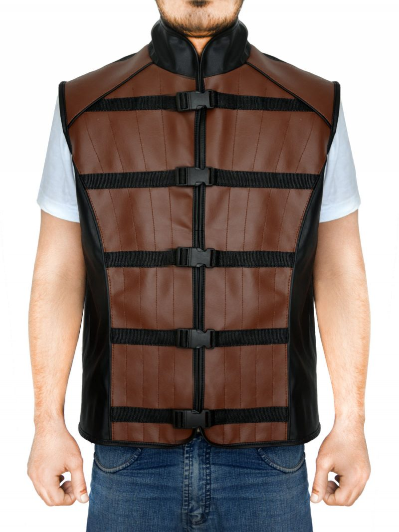 Farscape John Crichton Leather Vest