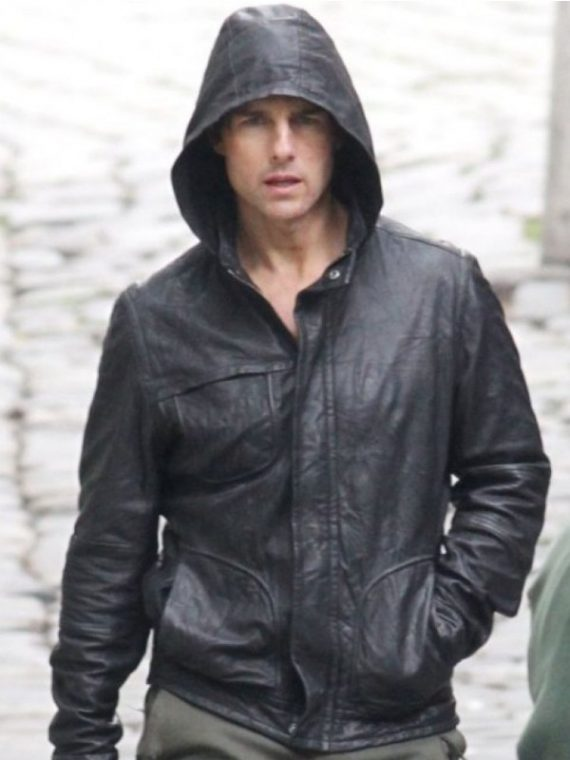 Ghost Protocol Tom Cruise Jacket