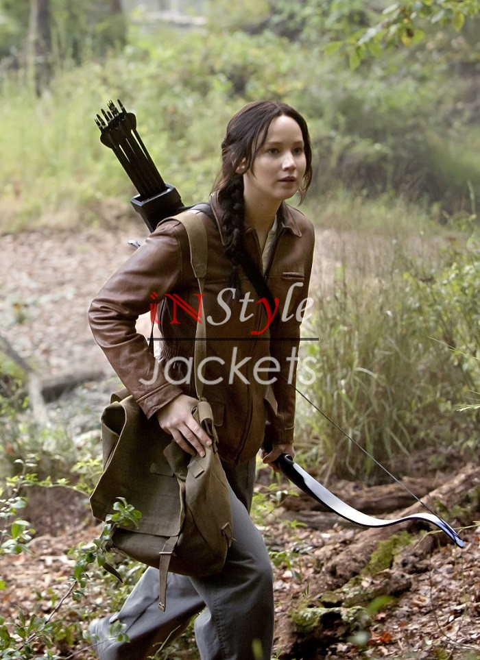 Katniss Everdeen Jacket Worn In Hunger Games