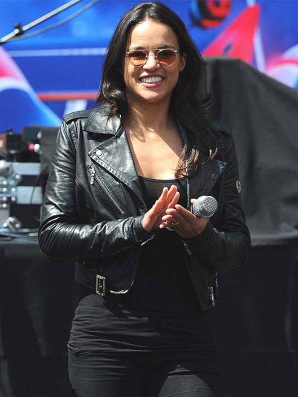 Michelle Rodriguez Fast And Furious 7 Jacket