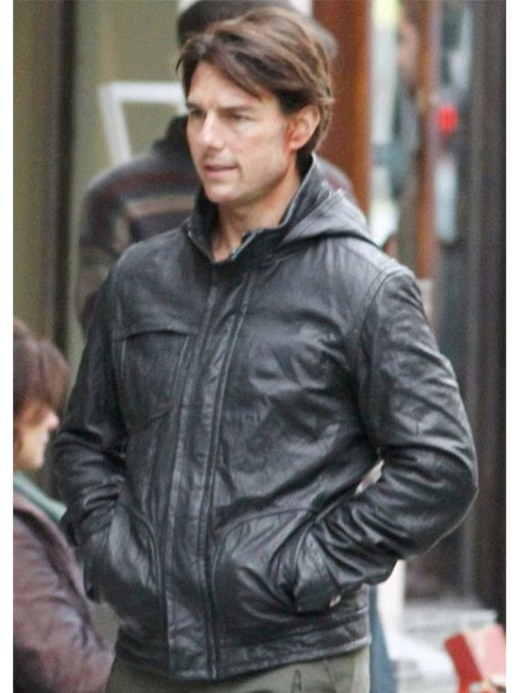 Mission Impossible Ghost Protocol Tom Cruise Jacket