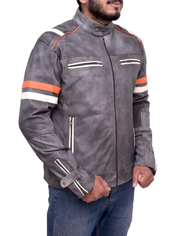 Retro Racing Jacket