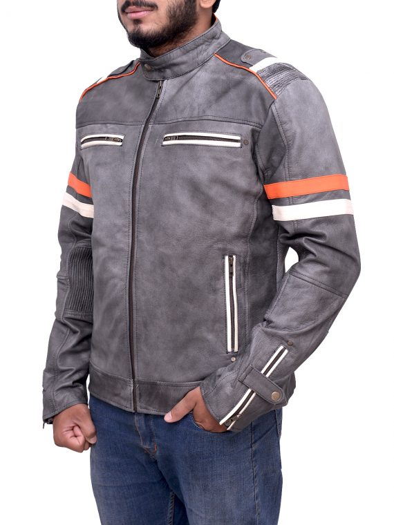 Richa Brown Motorcycle Jacket
