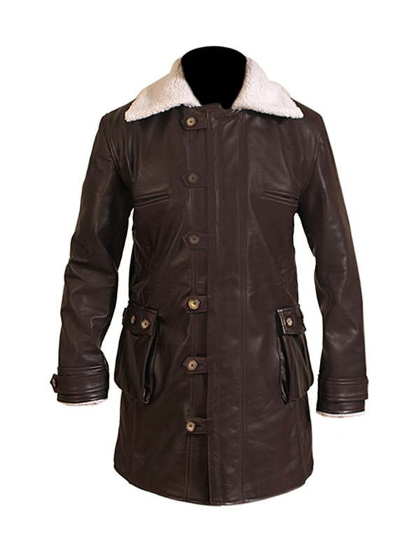 The Dark Knight Rises Tom Hardy Coat