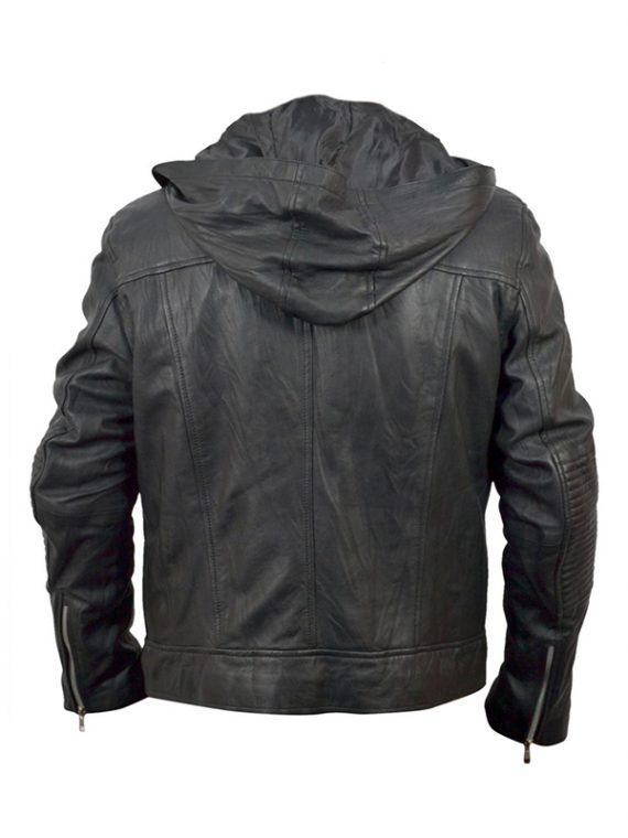 Tom Cruise Hooded Jacket