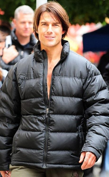Tom Cruise, Mission Impossible 5 Jacket