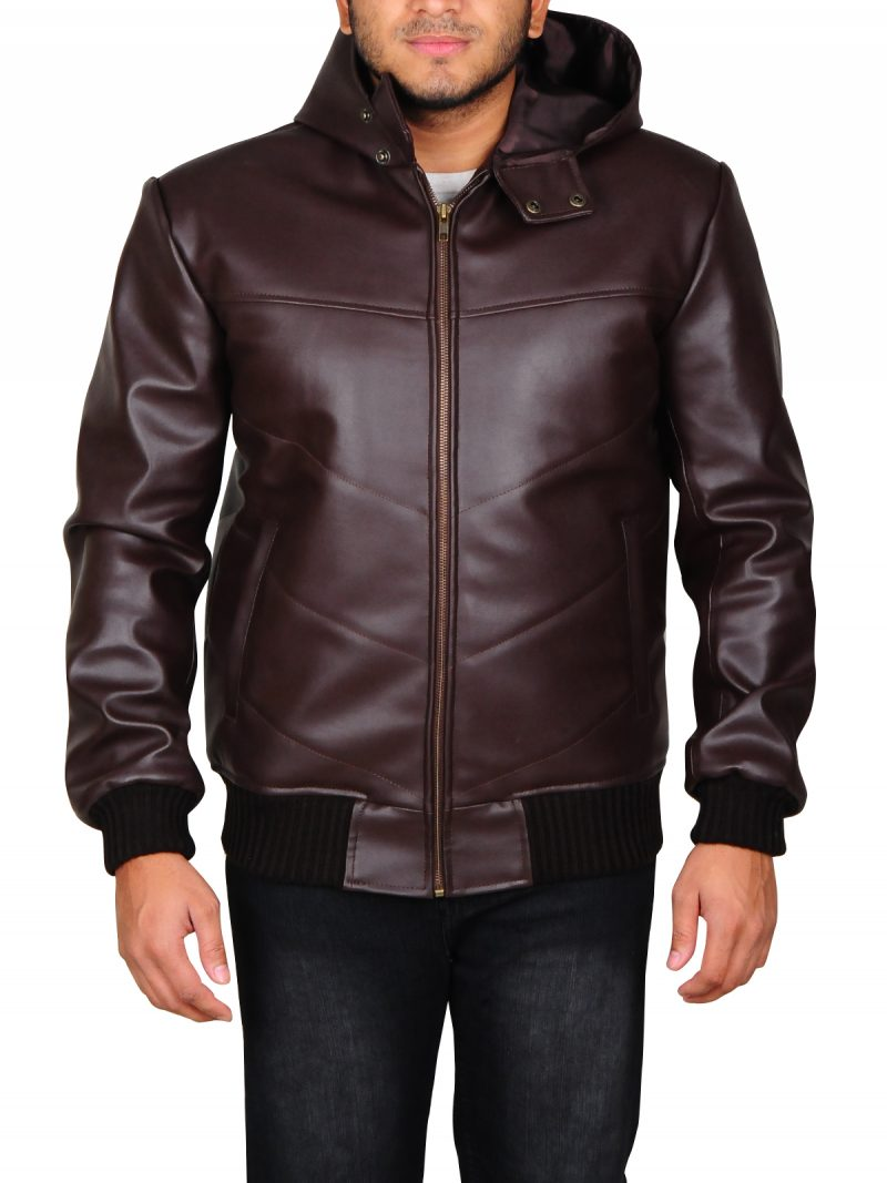 Byung Hun Lee Leather Jacket