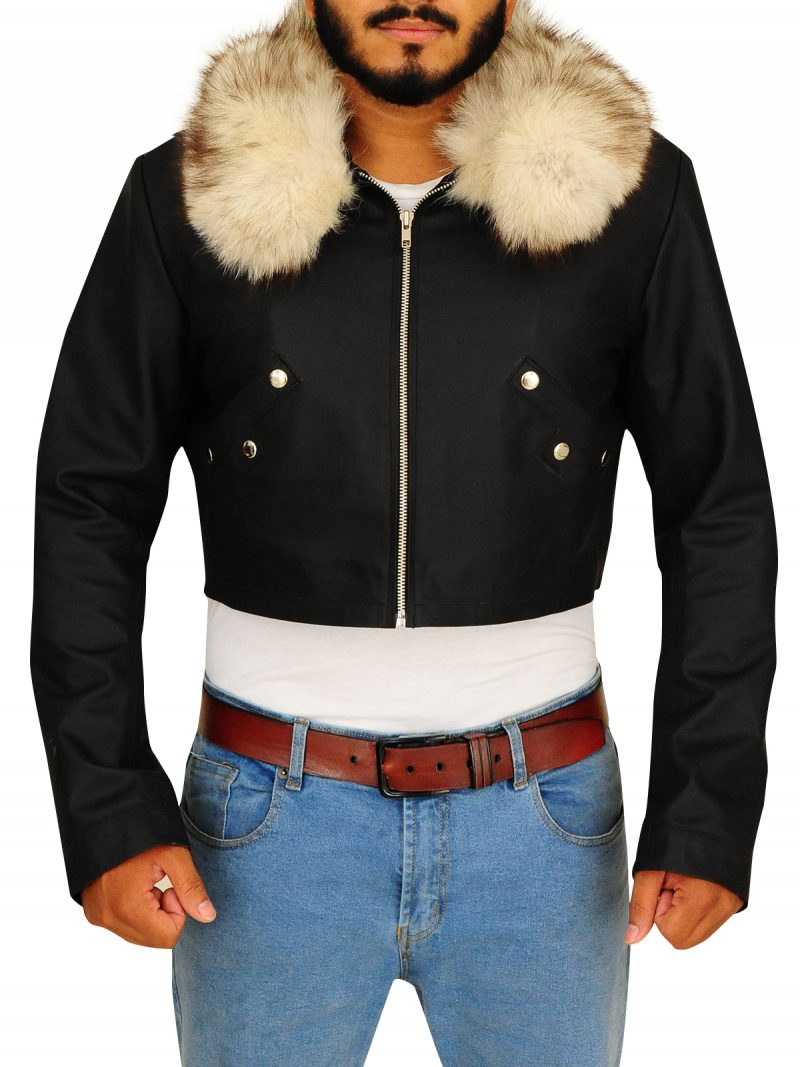 Final Fantasy VIII Game Squall Leonhart Jacket