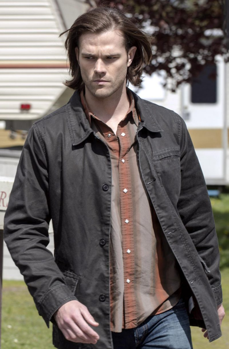 Jared Padalecki Supernatural Sam WinchesterCotton Jacket