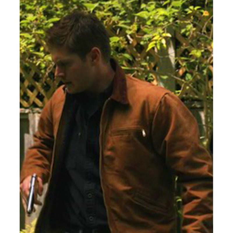 Supernatural Dean Winchester Duck Detroit Jacket