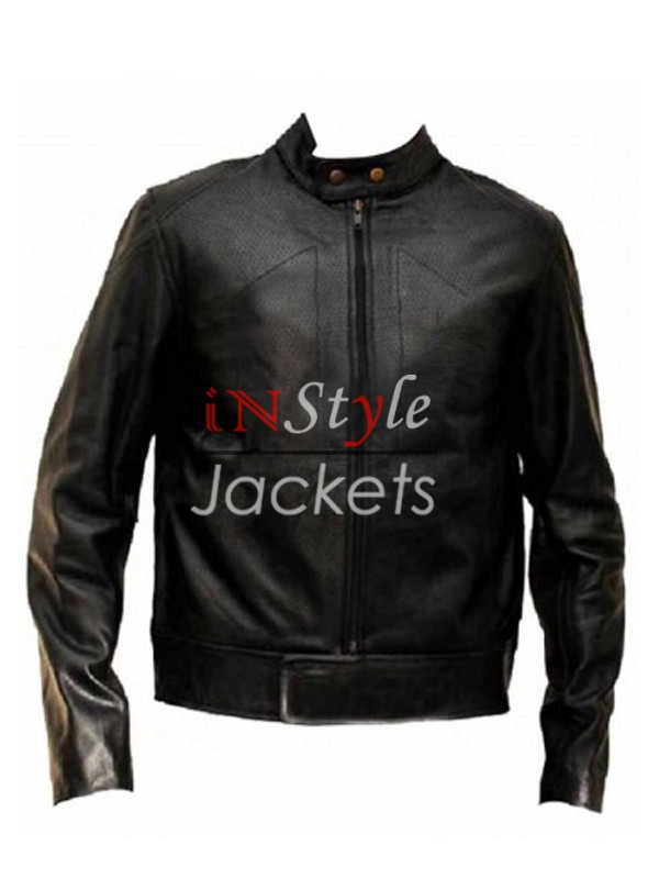 Bangkok Dangerous Leather Jacket