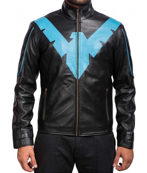 Batman Knight Nightwing Jacket