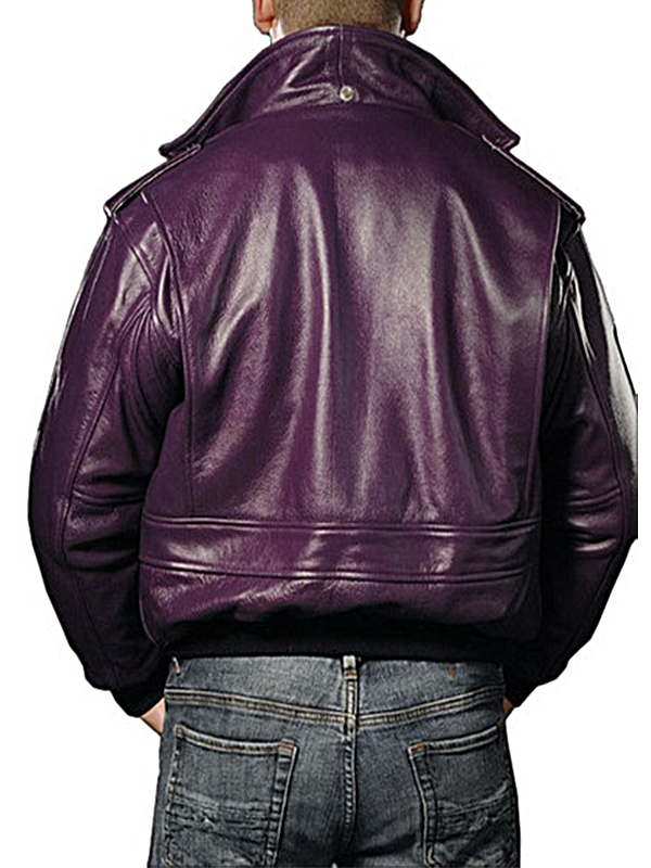 Batman Dark Knight Joker Leather Jacket
