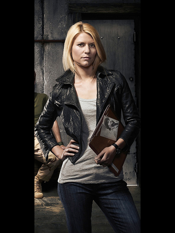 Carrie Mathison Homeland Season Five TV Series Jacket