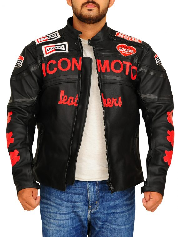 Cherry Darling Planet Terror Men Jacket