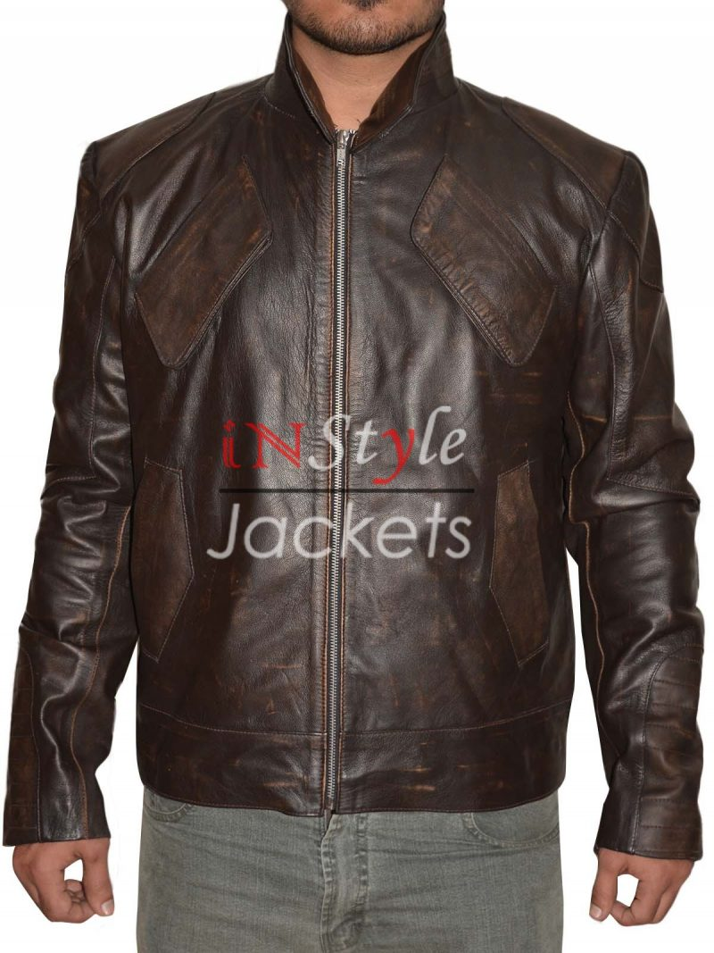 Guy Pearce Lockout Snow Jacket