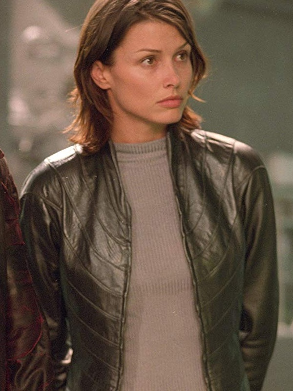 I Robot Movie Bridget Moynahan Susan Calvin Jacket