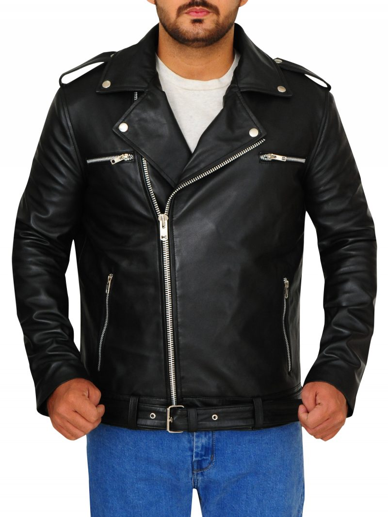 The Walking Dead Series Negan Jacket